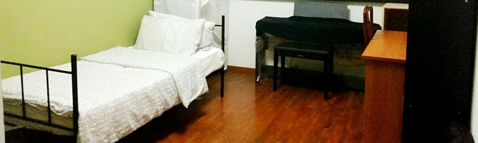 Clean, Large, Private, Wifi - Singapore - Appartement