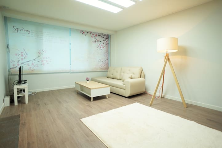 Living room, リビングルーム, 居室
