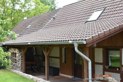 Kleines,gemütliches Ferienhaus inkl. Kajak Nutzung