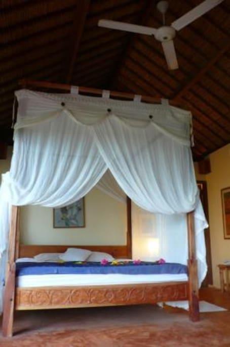 Eudaimôn Guest-House : Jose Tomas bedroom.