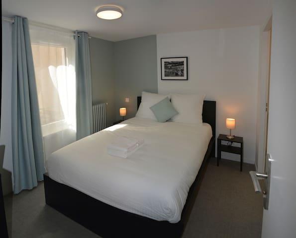 Chambre moderne hypercentre de Toulouse