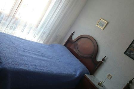 Habitación doble céntrica - Calahorra - Daire