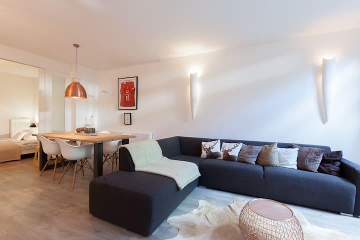 Volledig appartement aan de WEDREN. - Nijmegen - Apartment