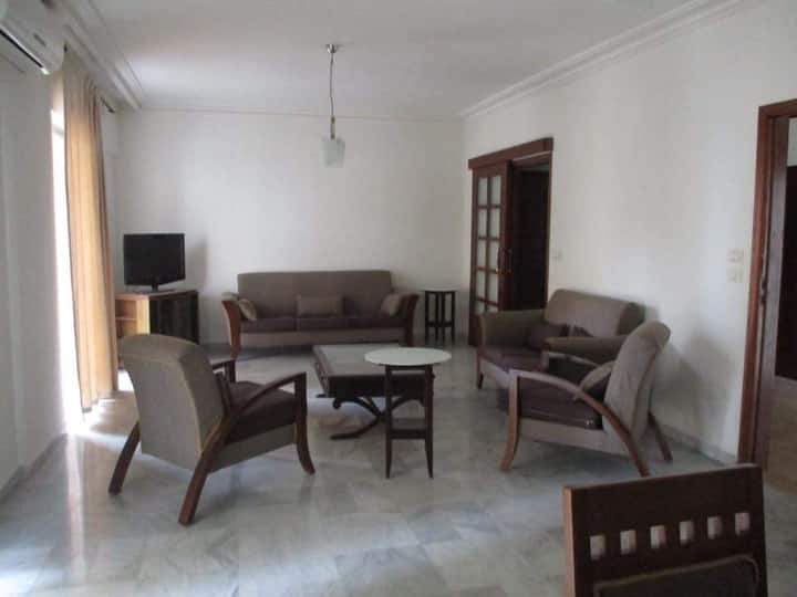 Kaslik, Private spacious apartment in a calm area