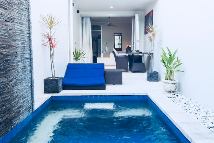 Kuta Regency One Bedroom Villa with  private pool