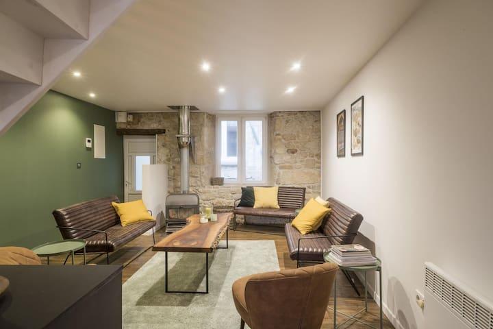 Ravishing Holiday Home in Dun-sur-Meuse near Joset Alain