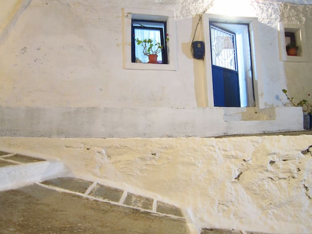 Traditional House, Kythnos Island - GR - Huis