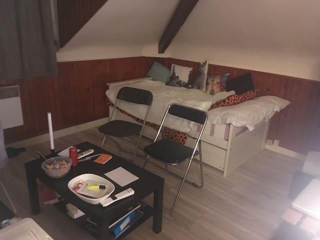 Studio Saint-Maur (15 min du centre de Paris)