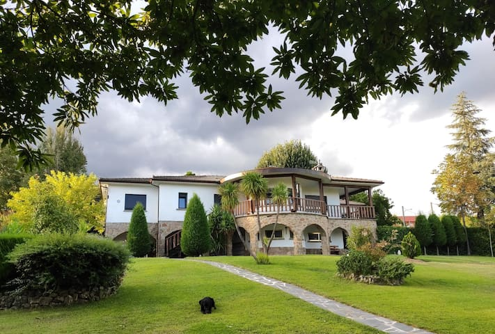 Villa de San Agustín