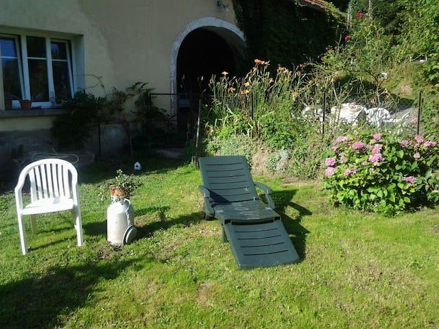 Jolie Chambre au coeur des Vosges Saonoises - Fresse - Haus