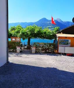 Quinten die Riviera der Ostschweiz