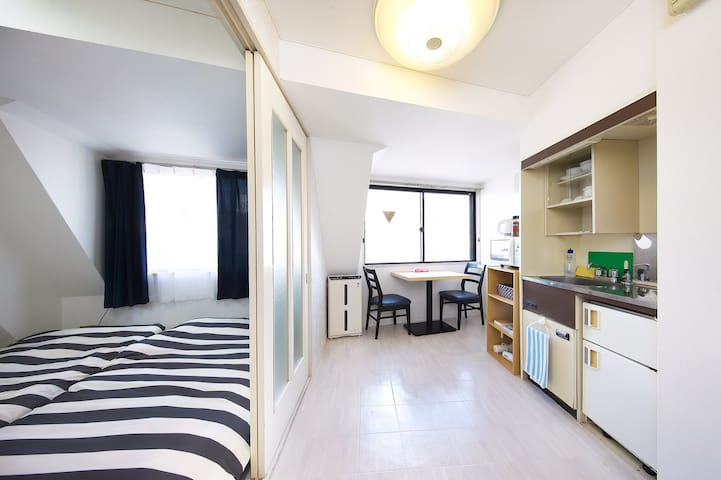 5mins walk to Nanba Central! 4/20 New Grand Open!! - Naniwa-ku, Ōsaka-shi - Apartment
