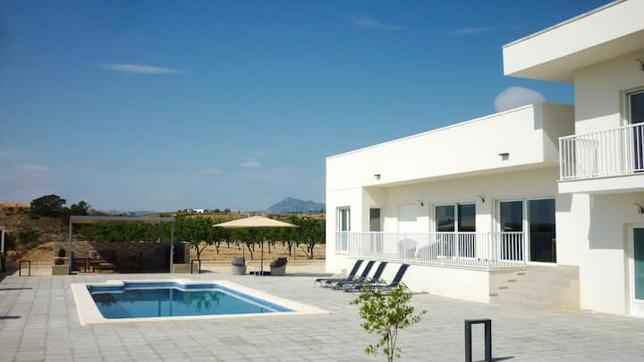 Apartment with one bedroom in Macisvenda, with wonderful mountain view, shared pool, terrace