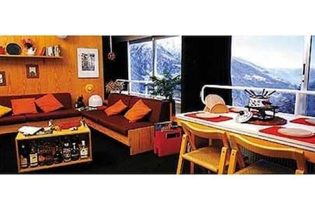 Appartamento Residence Albarè Marilleva 1400 - 马里尔伊瓦1400 (Marilleva 1400) - 分时度假住宿