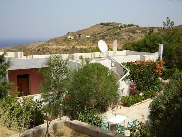 Giannis  paradise - Xirokampos - House