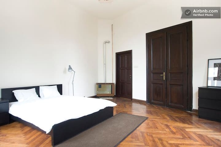 Double room available in Huge Flat! - Budapest - Apartment