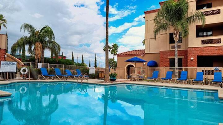 Varsity Club of America Tucson Arizona Studio