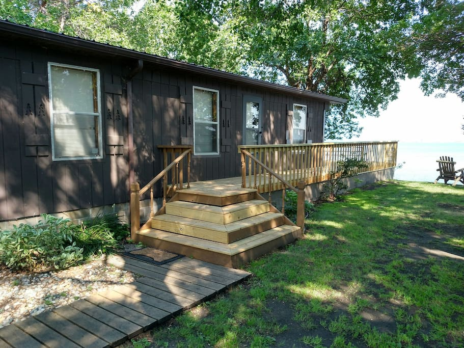 Lake Poinsett Cabin
