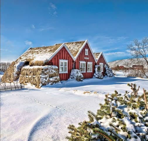 Thingvellir - Cosy cottage in the Golden Circle