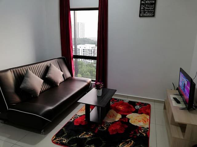 Centrus @ Cyberjaya, Ruby Suite by Seri Homes