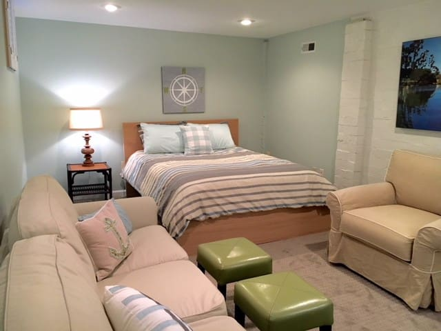 Private  Suite 5 Mins from Old Town Alexandria