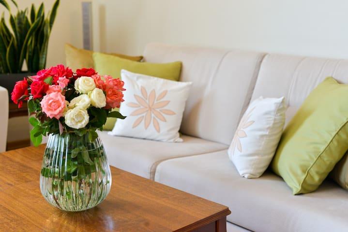 Details living room