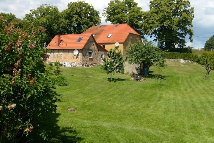 Beautiful Holiday Home in Elmenhorst on Baltic Sea Coast