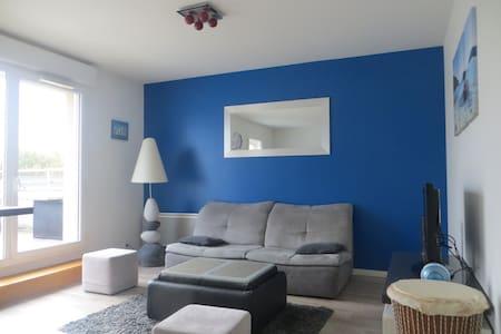 Appartement Affaires ou Loisirs, situation idéale! - Pont-Péan - Lejlighed