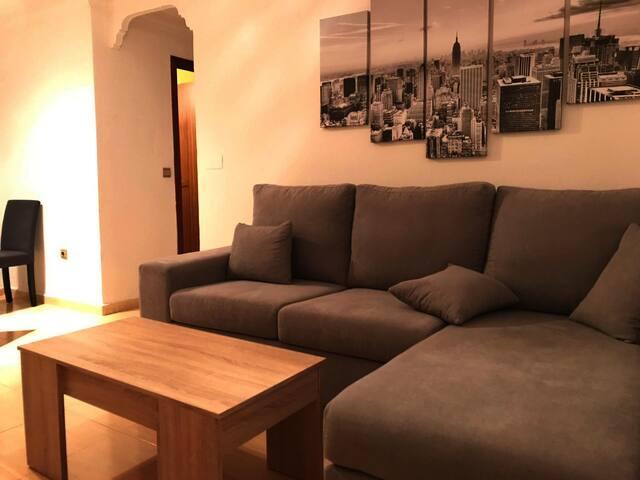 Hermosa habitación privada y muy luminosa