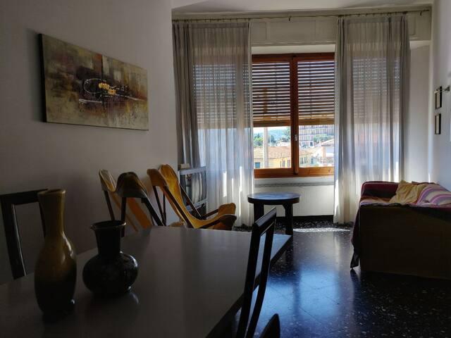 Casa Trafford, Lerici Centro