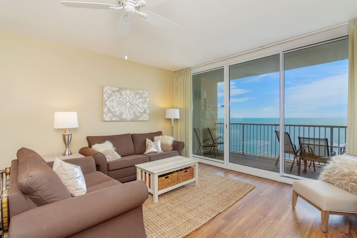 New Luxury 2BR Beachfront from $100 per night