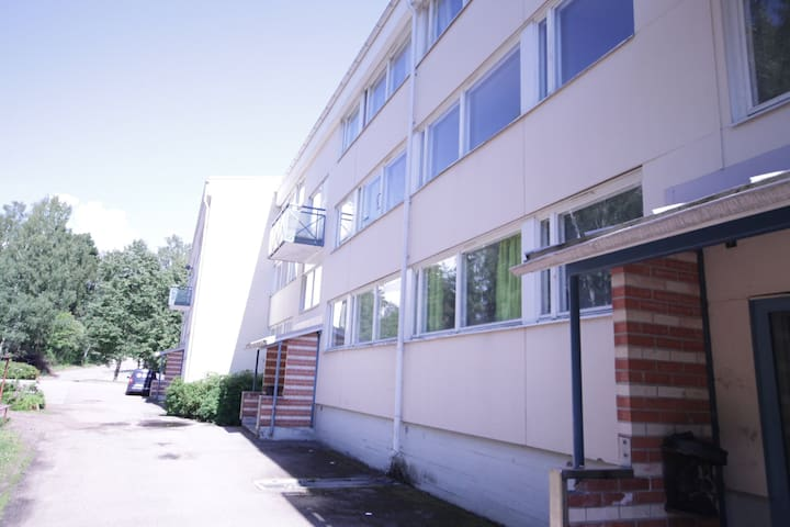 Two bedroom apartment in Kotka, Pihkapolku 2