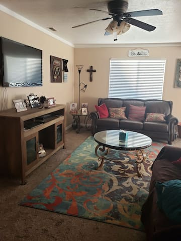 Townhome near City & Trails (& Base)