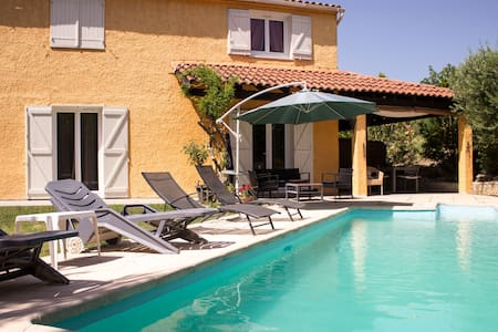 Beautiful room near Aix en Provence - Velaux