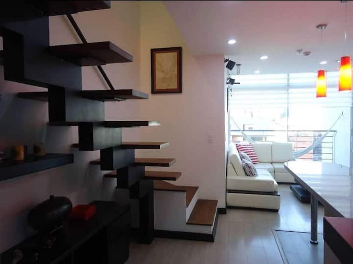 Apartamento Shyris y Portugal