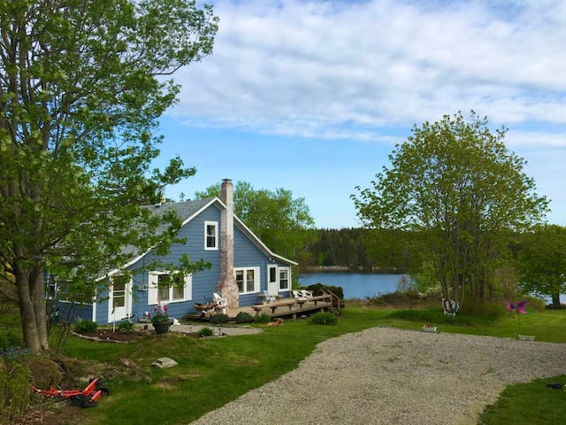New Listing! Large lawn on Carvers Harbor, Downtown, Family Friendly!