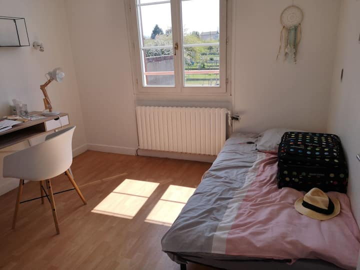 Chambre individuelle no2