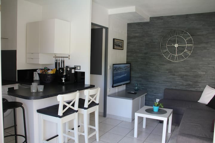 Appartement moderne, Ouest de Montpellier