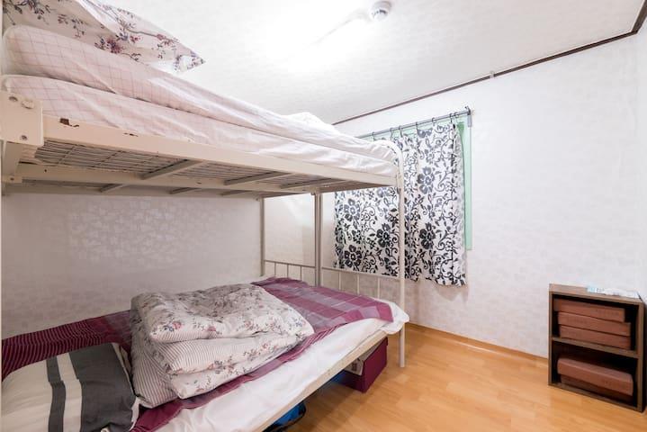 quiet guesthouse near Konkukuniv