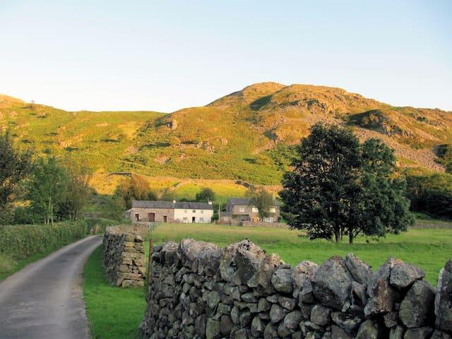 Brantrake cottage, Eskdale, CUMBRIA - Cumbria - Hus