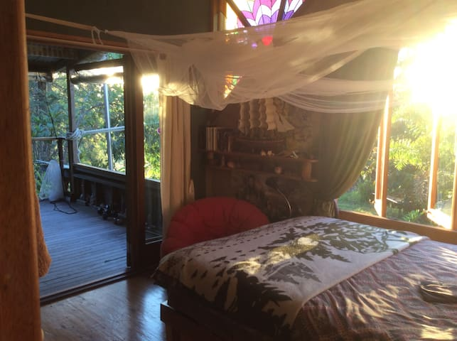 LifeForce Harmony House - Forest Room
