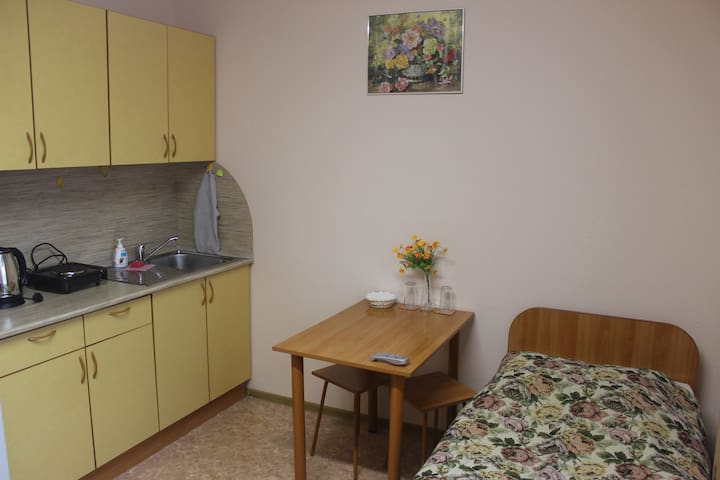 Room studio - Tomsk - Appartement