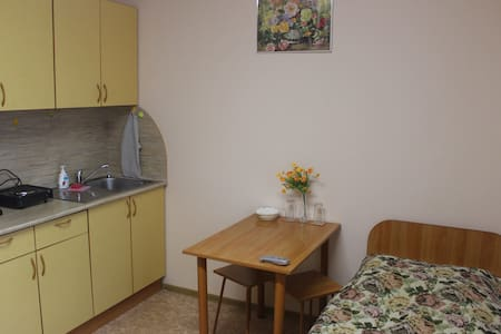 Room studio - Tomsk - Apartment