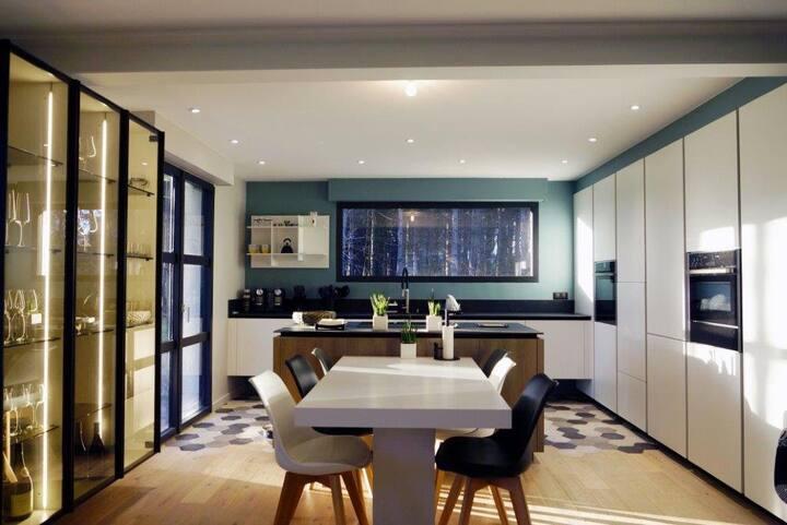 Superbe Villa secteur Atlantique 4 chambres