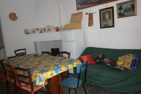 Camera da letto in casa vicino al mare - Porto Pino