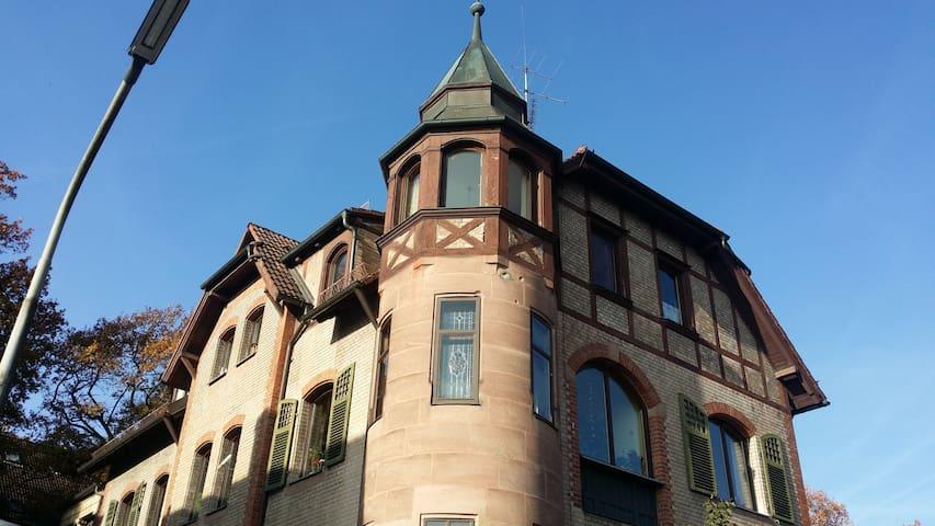 Ruhiges Stadtrand-Zimmer,  15 Min. zur Innenstadt - Nürnberg - Huoneisto