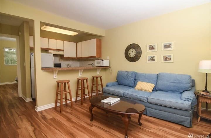 Entire Condo•1 bed•Sandpiper 7 in Friday Harbor