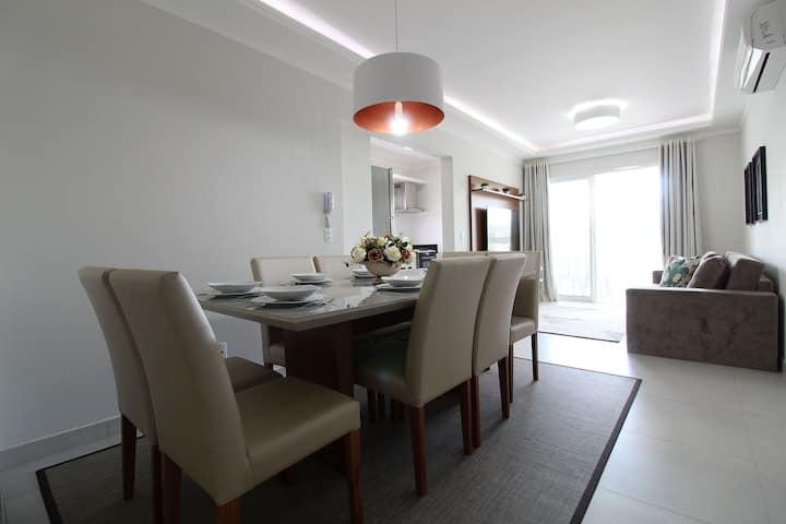 Lindo apartamento com 03 quartos