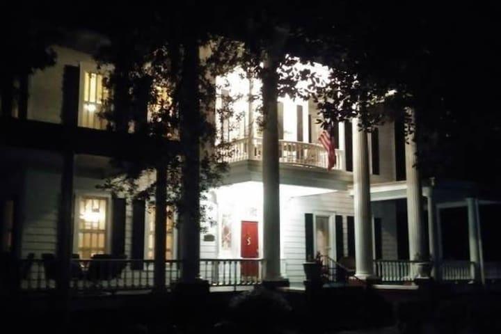 Barber Tucker House (BR-4)