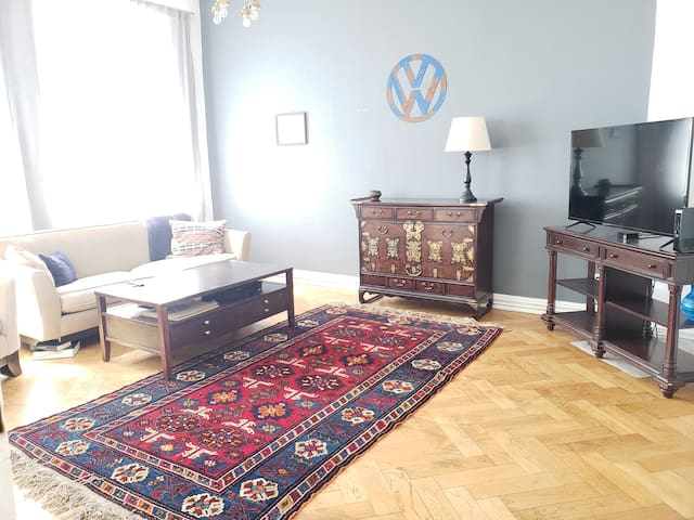 Charming Double-Room - 3 min walk to Hbf in Mitte
